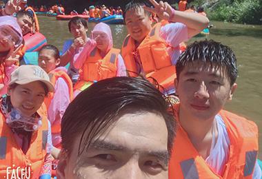 大熊科技8月团建大连三日游